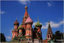 莫斯科风情之旅
