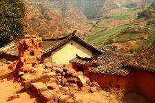 经历千年不改容貌不变----诺邓白族村