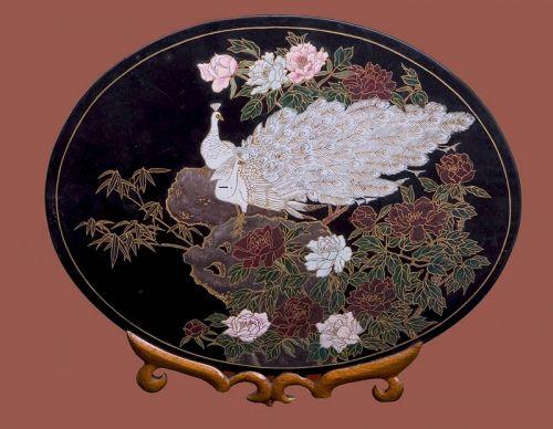 福州脱胎漆器艺术品