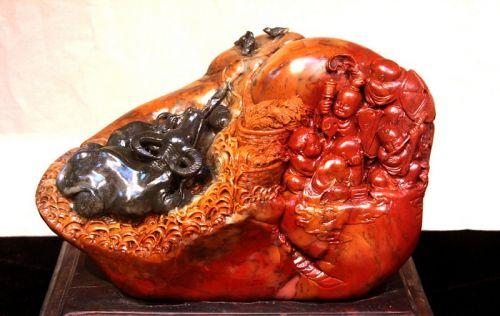 寿山石雕刻