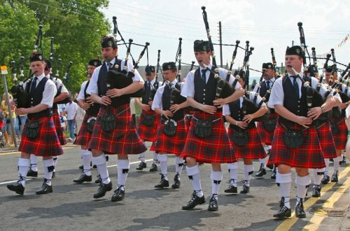 苏格兰风笛