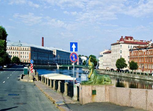 圣彼得堡(二)涅瓦河畔