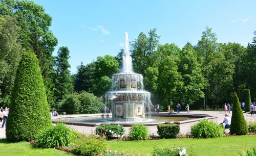 圣彼得堡夏日风光