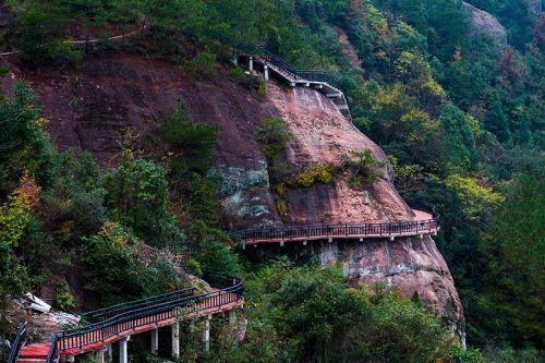 石牛寨观光栈桥