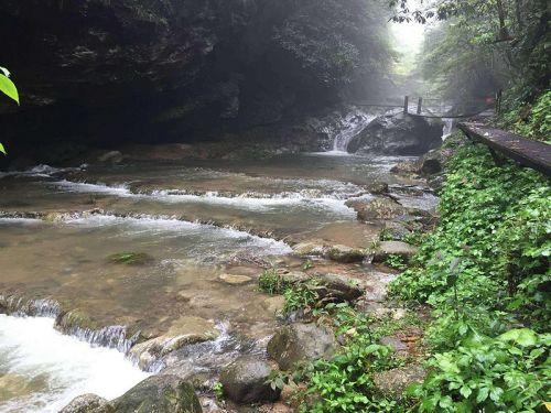 石牛寨溪水长流