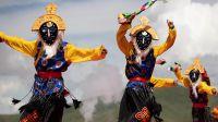 四川色达:欢度金马文化节(图)