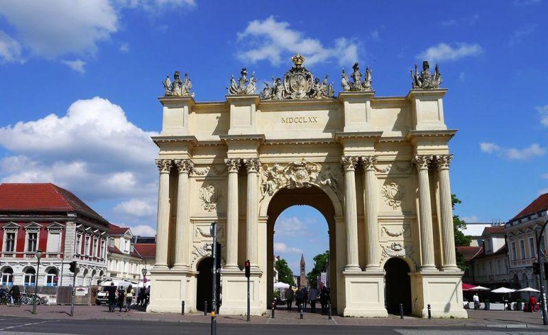 波茨坦勃兰登堡门