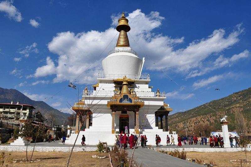 不丹国家纪念塔