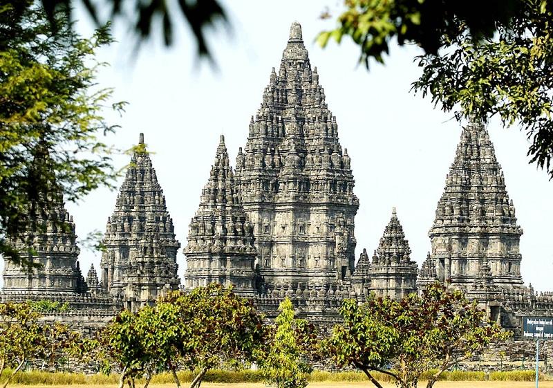 东方佛教建筑奇迹