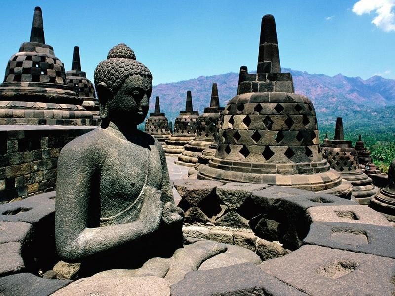 婆罗浮尾佛像