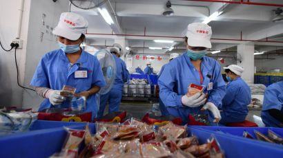 柳州螺蛳粉出口大幅增长