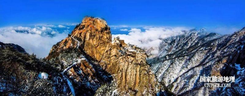 大别山:  一座享誉海内外的自然与文化复合型大观园