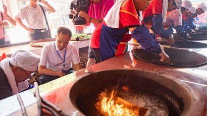 广西梧州:工会组织做搭台 非遗六堡茶竞赛显魅力(图)