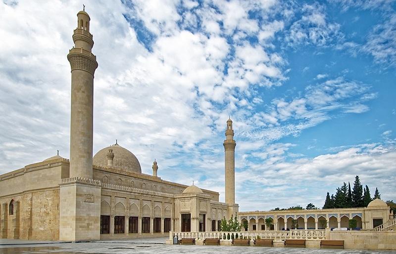 阿塞拜疆清真寺