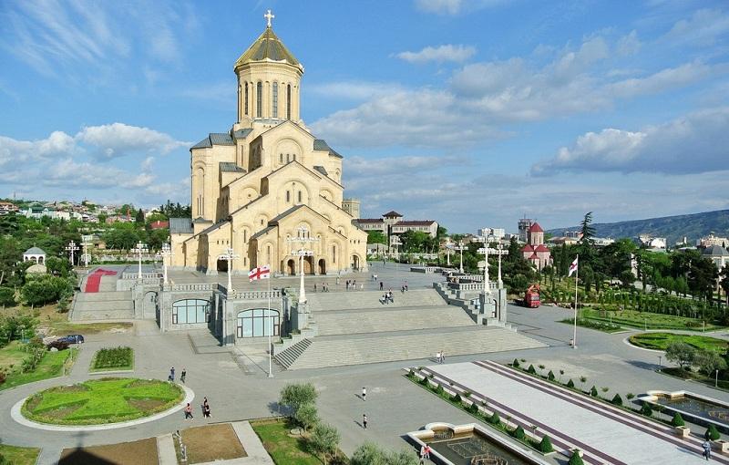 第比利斯圣三一大教堂