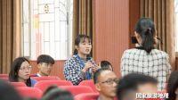 作家黄咏梅在广西梧州分享文学创作经验