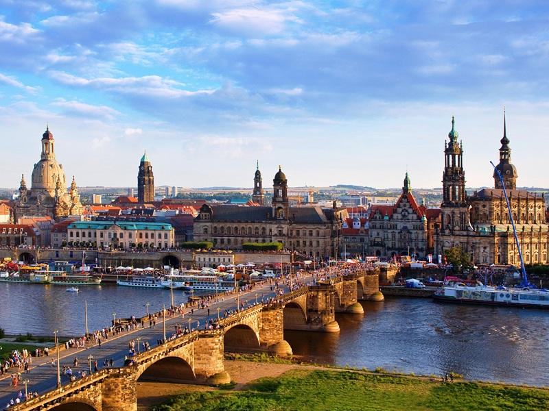 德国最美德累斯顿