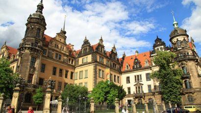 德国最美的城市-德累斯顿(图)