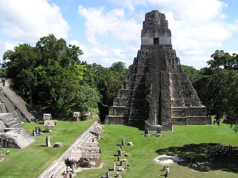 玛雅文化遗迹