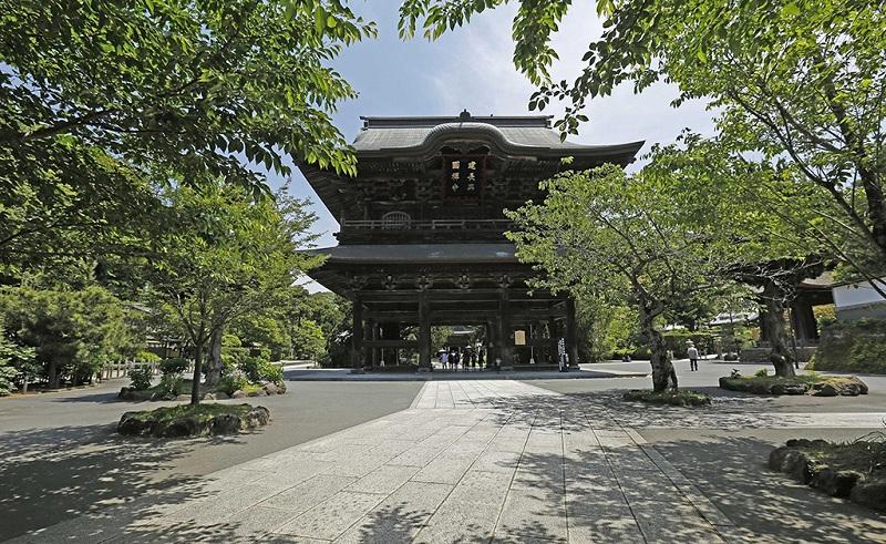 镰仓建长禅寺