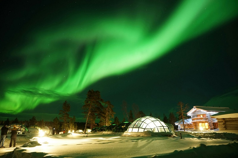 极地天堂是芬兰