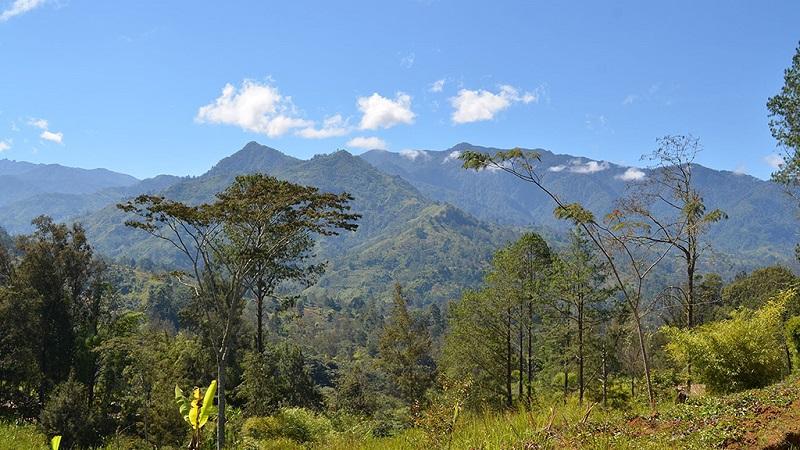 巴布亚新几内亚风光美景