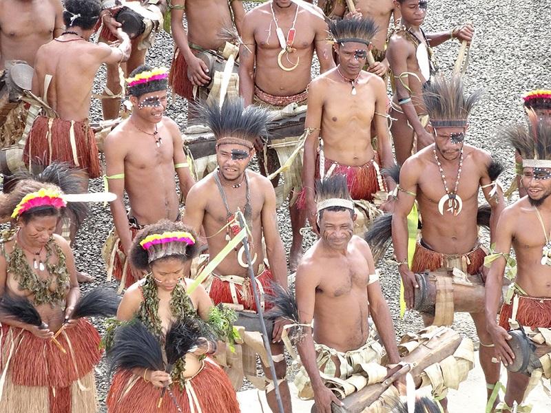巴布亚新几内亚人