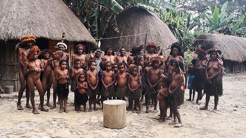巴布亚新几内亚土著部落