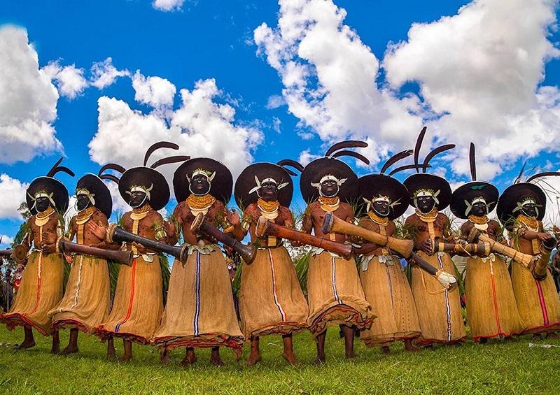 巴布亚新几内亚希里节