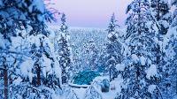 """美麗的""""冰雪之國""""--芬蘭(圖)"""