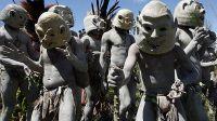 地球上最后的神秘之地--巴布亚新几内亚(图)