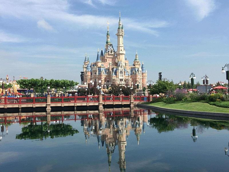 浦东新区上海迪士尼主题乐园