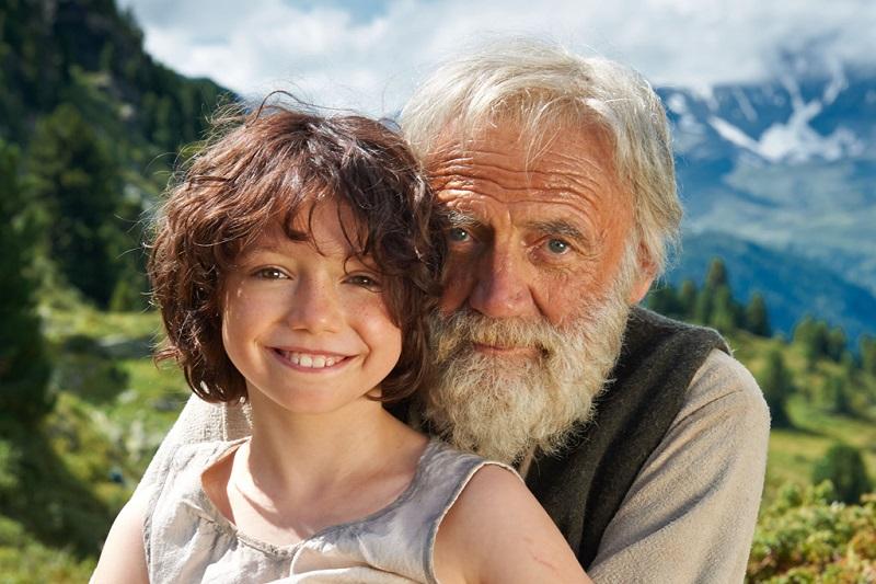 老人和小孩