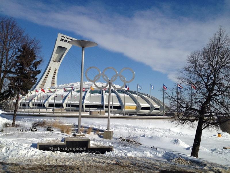 蒙特利尔奥林匹克体育馆