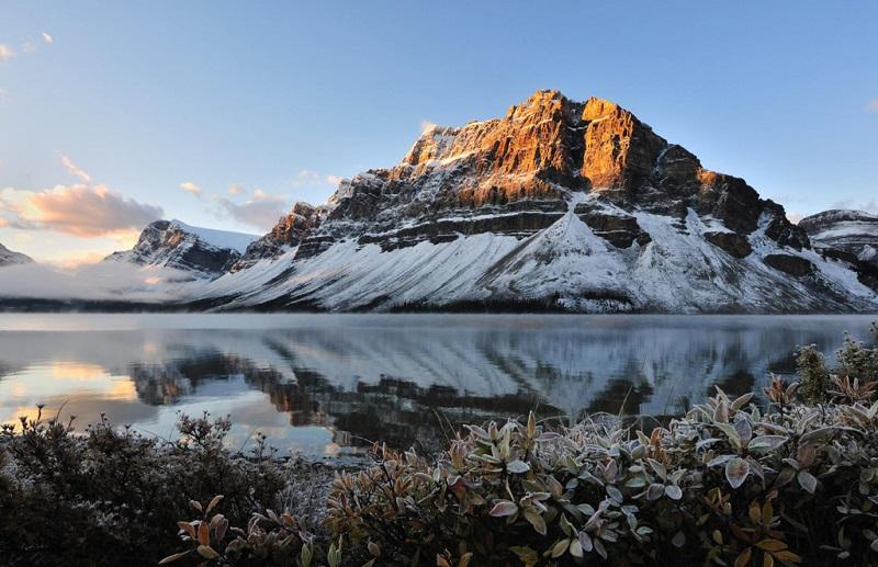 蒙特利尔冬日美景