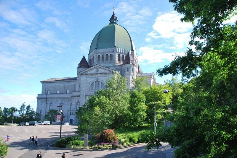 蒙特利尔圣约瑟夫教堂