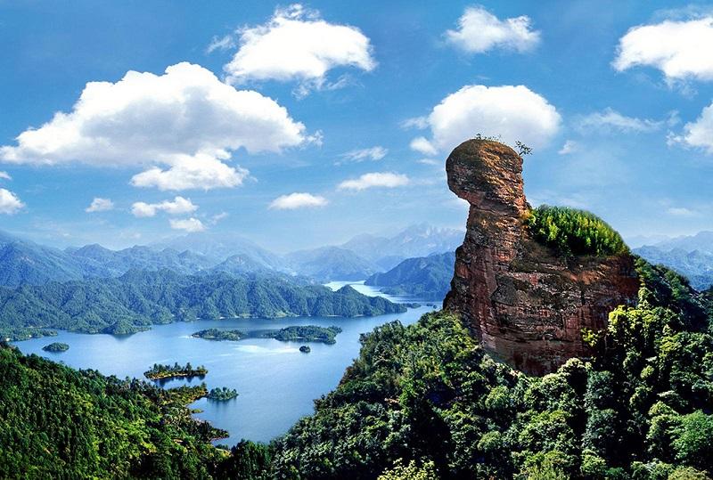 猫儿山周边分布有兴安县的灵渠