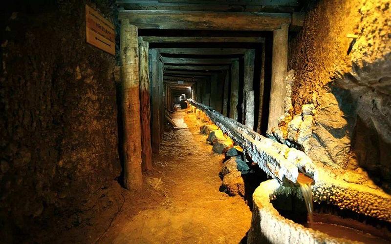 波兰维利奇卡盐矿-神秘的地下盐城