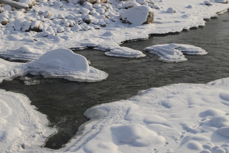 汩汩不息的克兰河
