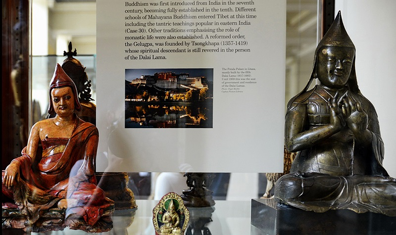 大英博物馆的中国面孔