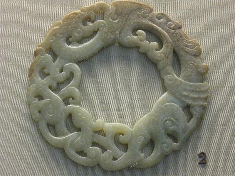 大英博物馆-中国古玉