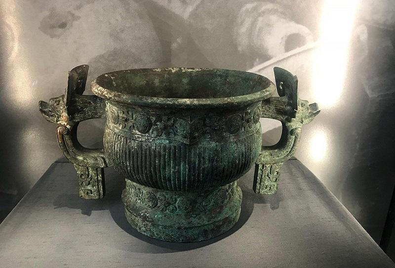 西周早期的青铜器