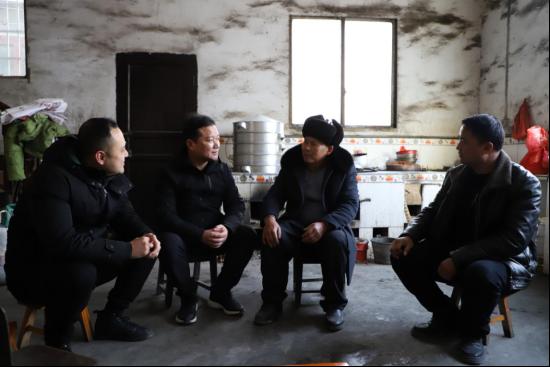 省非物质文化遗产保护中心领导到黎平县开展非遗工作调研 (1)