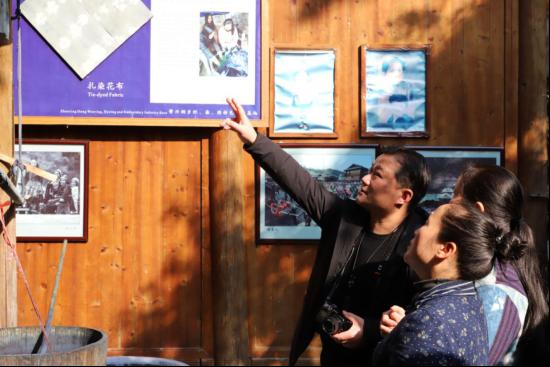 省非物质文化遗产保护中心领导到黎平县开展非遗工作调研 (3)