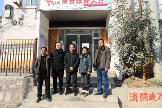 省非物质文化遗产保护中心领导到黎平县开展非遗工作调研