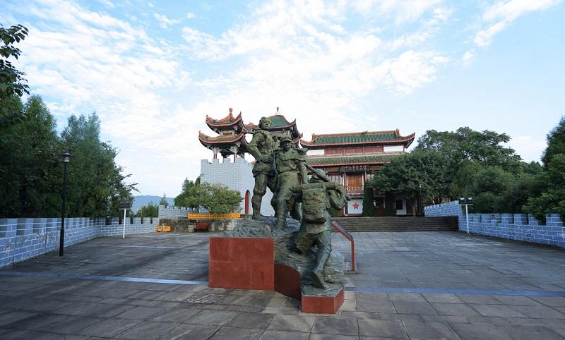 阆中红军纪念馆
