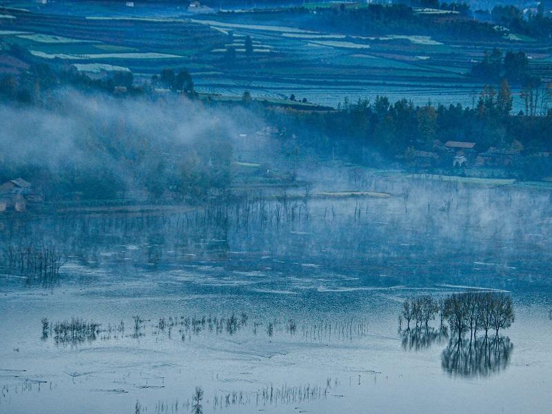 静谧的念湖 (7)