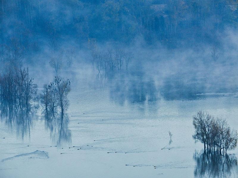 静谧的念湖 (12)