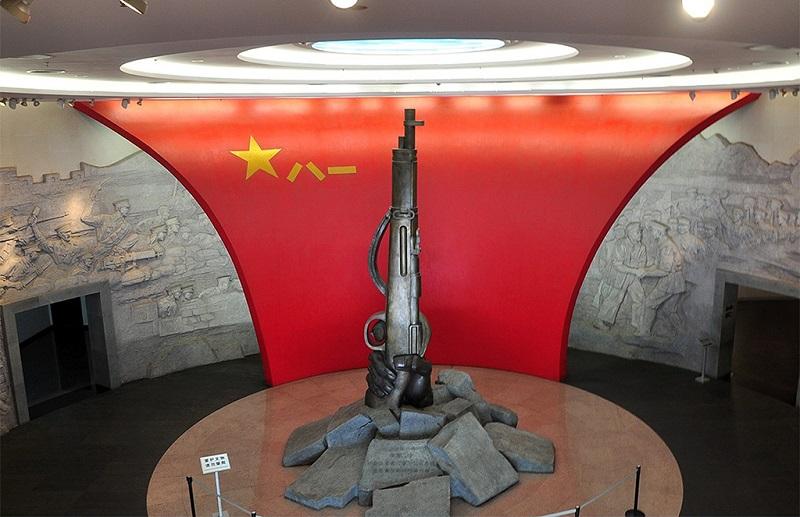 南昌起义第一枪