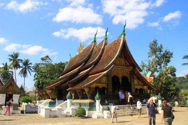 琅勃拉邦香通寺